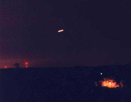 UFO OVER DUNDEE SEPTEMBER 1996