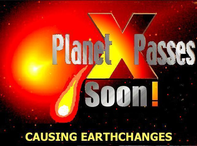 Inbound Red Comet of Doom, Click on ME to go to Planet-X SubPage !!!!!!